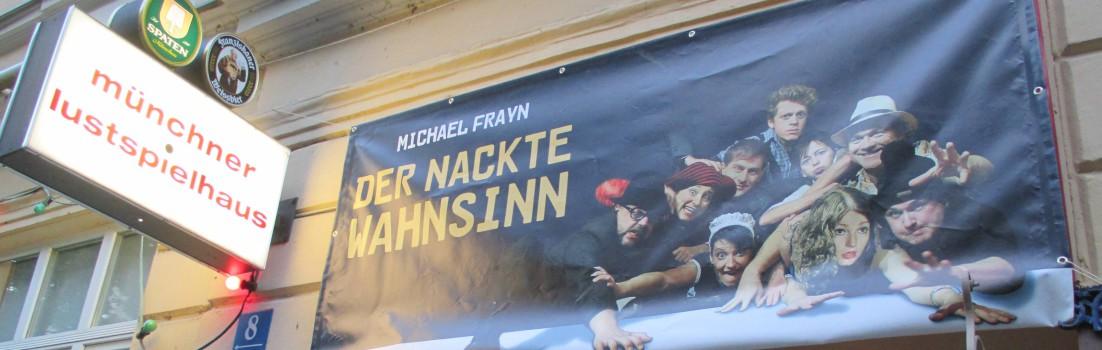 München IV: Tumulte auf und hinter der Bühne