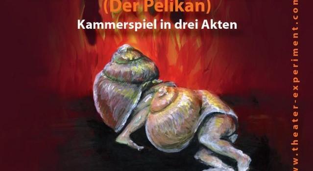 """Theater Experiment: Strindbergs """"Der Scheiterhaufen"""" ab 15. März"""