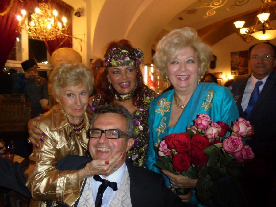 Eröffnung des 1. Wiener K&K&K Dinner Theaters. (Foto: Pachmann)