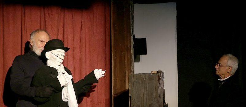 """""""Grüß mich Gott"""": Ein Abend zu Ehren Fritz Grünbaums im Theater Experiment"""