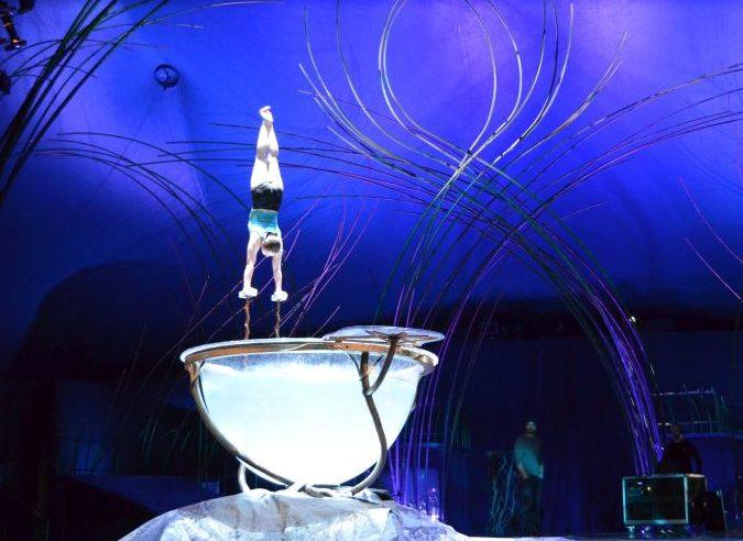 """Stufenbarren und Schleuderbrett: Cirque du Soleil gastiert mit """"Amaluna"""" in Wien"""