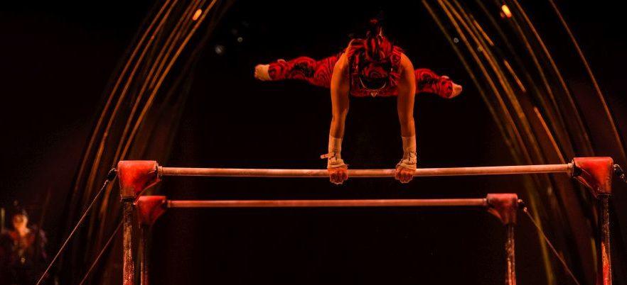 """Cirque du Soleil mit """"Amaluna"""": Spitzen-Akrobatik als Gesamtkunstwerk"""