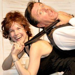 """""""Der Doppelfehler"""" im Theater Center Forum: Beziehungsstress in Neuauflage"""