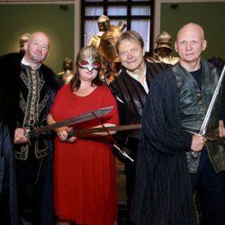 """""""Macbeth"""" auf Schloss Marchegg: Jüngstes Sommertheaterfestival Niederösterreichs geht an den Start!"""