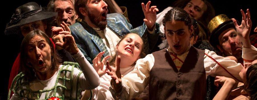 TheaterArche im Theater Brett: Von Hungerkünstlern, Herzblut und dem täglichen Brot