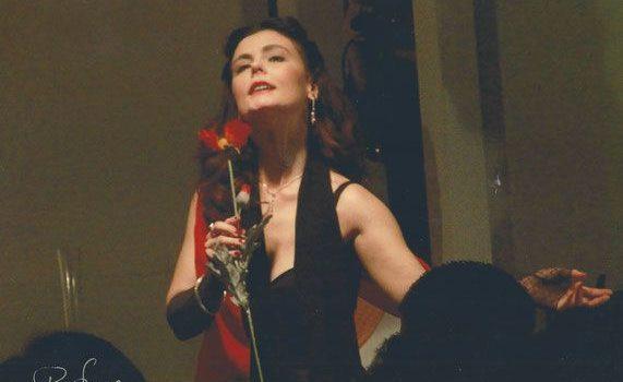 """""""Hedy Kiesler Lamarr"""" in der Freien Bühne Wieden: Hollywood-Diva und Technik-Genie"""