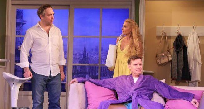 Schaubühne Wien im Theater Center Forum: Ménage-à-trois mit Überraschungseffekt
