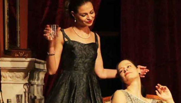 """""""Party für eine Leiche"""" im Theater Center Forum: Krimi-Spannung als raffiniertes Katz-und-Maus-Spiel"""