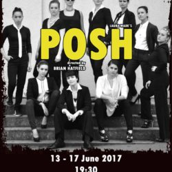 "BDU Theatre mit ""Posh"" im Theater Brett: Ein Dinner-Club probt den Aufstand"
