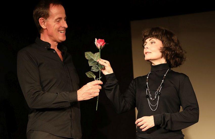 Freie Bühne Wieden Eine Rose für Juliette Gréco